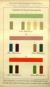 Color Blindness Book Best 25 Colour Blindness Chart Ideas On Pinterest Eye Shadow