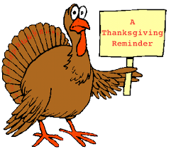 growing together in health care thanksgiving order cutoff reminder