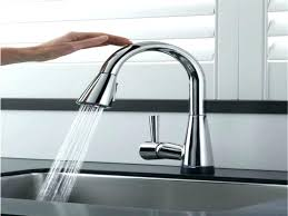 touchless kitchen faucet sophisticated best touchless kitchen faucet churichard me