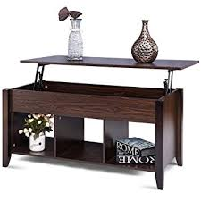 Living Room Furniture Tables Tangkula Lift Top Coffee Table Modern Living Room
