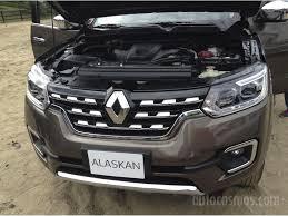 renault alaskan interior alaskan la premier mundial de renault autocosmos com