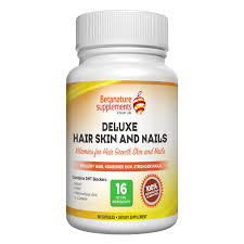 amazon com betanature deluxe vitamins for hair skin and nails
