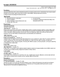Resume Technician Maintenance Popular Home Work Ghostwriters For Hire For University Sample Of