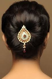 Unique Stylish Trendy Indian House Latest Bridal Hairstyles For Wedding Sarees Indian Hairstyles