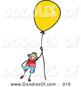royalty free balloon stock doodle designs