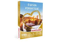 Coffret Cadeau évasion En Amoureux Coffret Cadeau évasion Romantique Dakotabox
