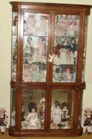 curio cabinet doll curio cabinetsporcelain cabinet apartment
