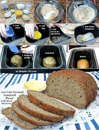 Coconut Flour Bread Recipe For Bread Machine 7 Best Low Carb Love Images On Pinterest Low Carb Food Keto