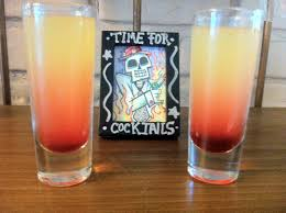 pineapple upside down shot the charlie tonic hour