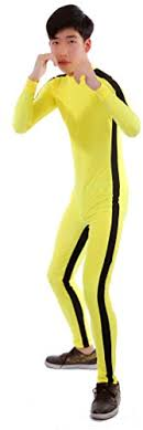 bruce yellow jumpsuit bruce yellow jumpsuit costumes