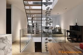 Glass Stairs Design Glass Stairs Glass Staircase Design