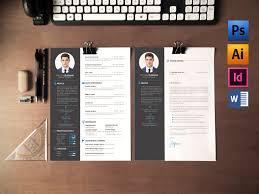 modern resume styles resume cv cover letter resume templates creative market