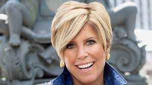 suzie ormond hair styles suze orman financial plans for all ages