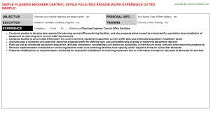 Responsibility Resume Jobdescriptionsandduties Com Resumes Library 52 Pl