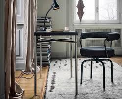 Kleiner Schreibtisch Modern Metall Schreibtisch Modern Von Le Corbusier Von P Jeanneret