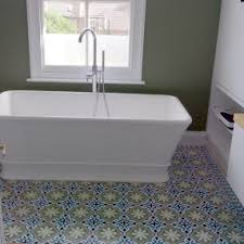 bathroom flooring ideas uk moroccan encaustic tiles on bathroom floor tiles