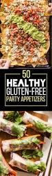 50 healthy gluten free appetizers
