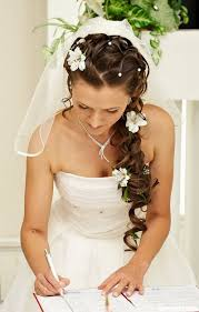 hairstyles ideas bridal hairstyles with veil and headpiece
