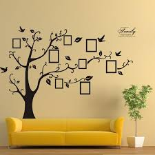 memory tree photo wall sticker living room home decoration