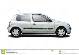 renault clio 2002 renault clio isolated on white stock photo image 56141515