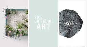 2017 gift guide modern art design milk