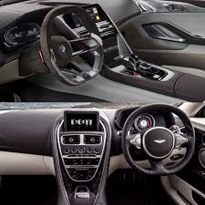 aston martin db11 interior photo comparison bmw 8 series concept vs aston martin db11