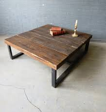 Industrial Style Coffee Table 8 Beautiful Industrial Coffee Tables
