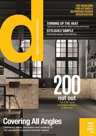 Competitive Kitchen Design Designer Kitchen U0026 Bathroom April 2017 Free Pdf Magazine Download