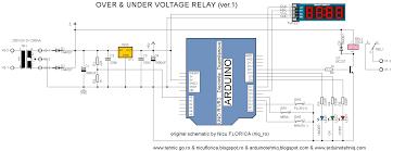 arduino tehniq under u0026 overvoltage relay for ac main power supply