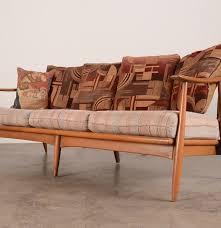 Sofa Wood Frame Vintage Sofas Antique Settees Retro Loveseats And Antique