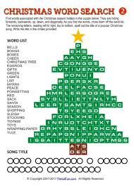word search wrapping paper unique christmas word search puzzles by pencil