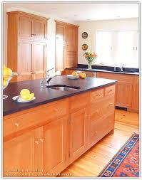 Solid Wood Shaker Kitchen Cabinets by Painting Solid Wood Kitchen Cabinets Home Design Ideas