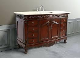 design element bathroom vanities bathroom storage hudson espresso 48 single sink vanity set