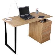 awesome modern wood computer desk gallery home ideas design