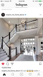 Not So Big House Floor Plans by 2 Story Entry Way New Home Interior Design Open Floor Plan