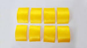 sunflower ribbon diy for how to make kanzashi satin ribbon sunflower tip