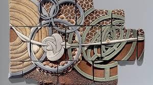 chic inspiration wall sculpture designs uk wood sculptures