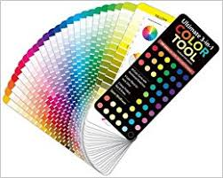 color tool ultimate 3 in 1 color tool 24 color cards with numbered swatches