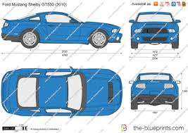 Gallery For Gt Light Blue by 2011 Ford Mustang Gt 500 Car Autos Gallery