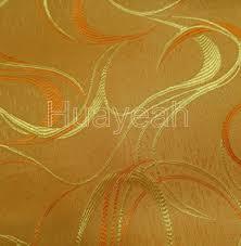 Orange Curtain Material Sofa Fabric Upholstery Fabric Curtain Fabric Manufacturer Curtain