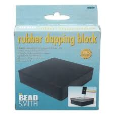 Rubber Bench Block Beadsmith Jewelry Tools Shop The Best Jewelry U0026 Beading Deals
