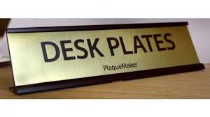 Office Desk Name Plate Office Desk Name Plates Plate Etsy Voicesofimani