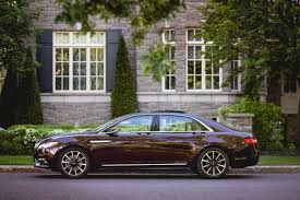 lincoln 2017 car 2017 lincoln continental millennial approved