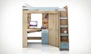 lit en hauteur avec canapé lit en hauteur avec canape maison design sibfa com