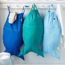cute laundry bags diy bait and hook laundry bag