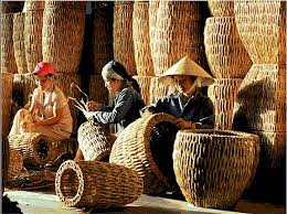 serial activities of traditional vocation are taking place in hanoi