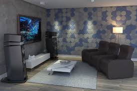 home theater boca raton acoustic innovations u0027 wallscapes acoustic treatment panels to be