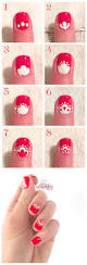 best 25 christmas manicure ideas on pinterest xmas nail art