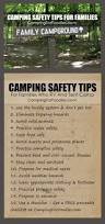 camping safety tips for families camping for foodies