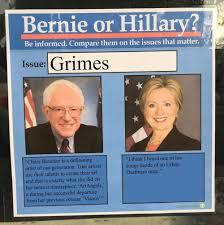 Hillary Meme - bernie sanders vs hillary clinton memes popsugar news